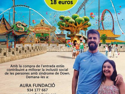 """Ven a Port Aventura con Down Catalunya"""