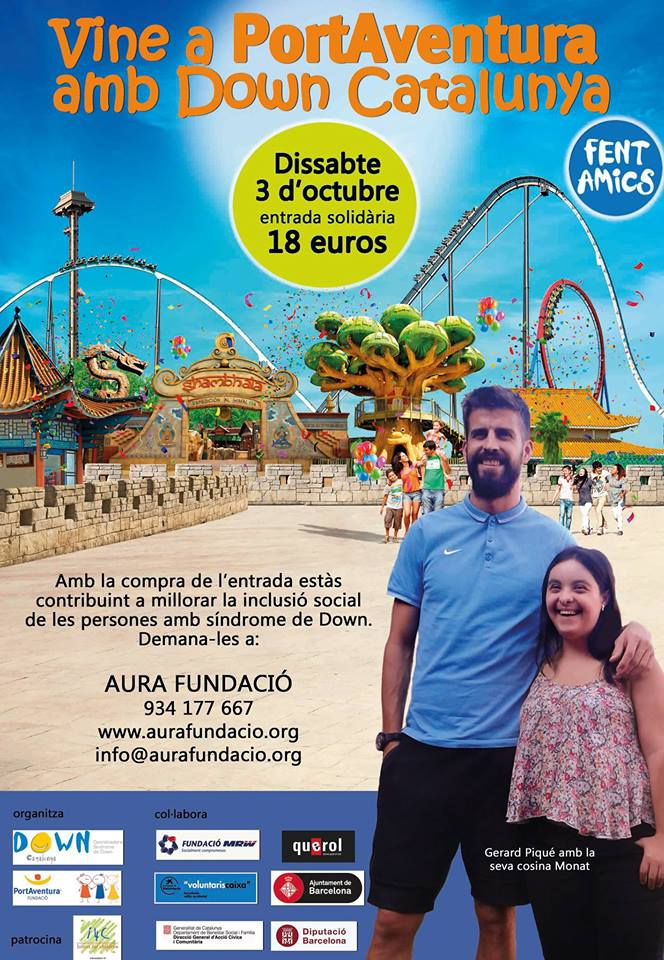 Port Aventura -Down Catalunya