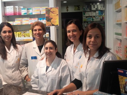 Job Training Farmacia de la Rambla
