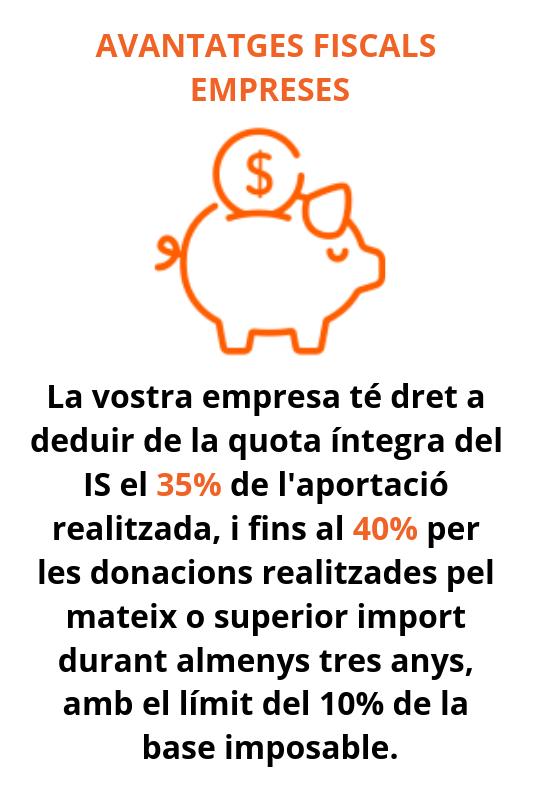 Aventatges Fiscals Empreses