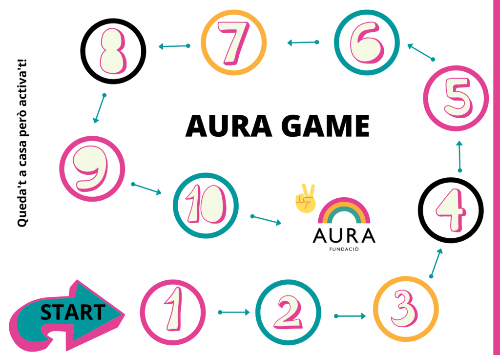 aura game